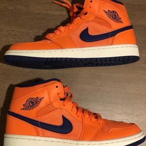 wmns Air Jordan 1 mid turf orange CD7240